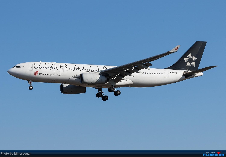 Re:[原创]好久没来了,冒个泡可好 AIRBUS A330-200 B-6091 中国北京首都国际机场
