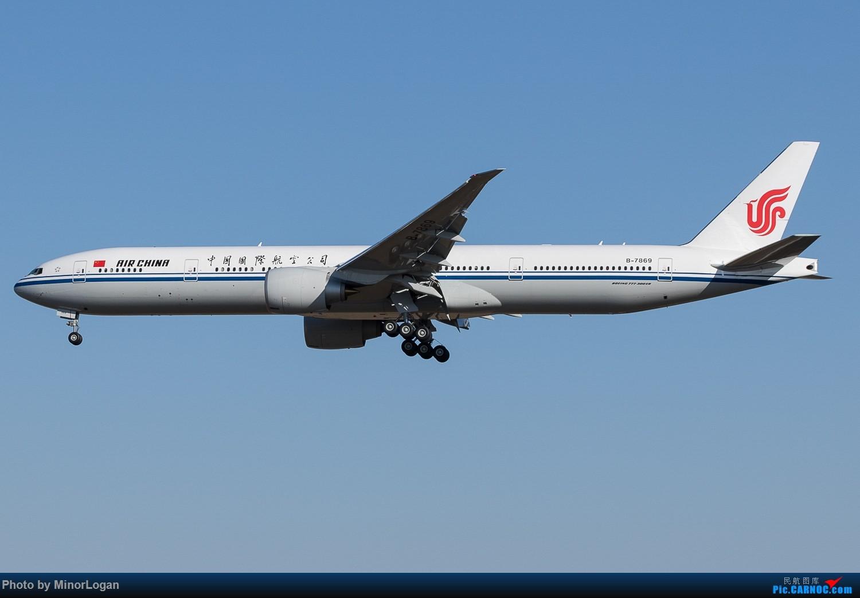 Re:[原创]好久没来了,冒个泡可好 BOEING 777-300ER B-7869 中国北京首都国际机场
