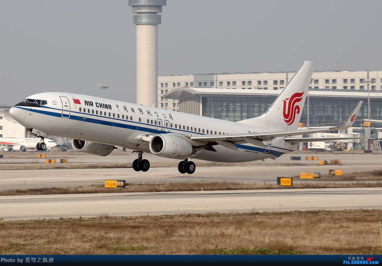 Re:[原创]【NKG】酷航788及其他25跑起降 BOEING 737-800 B-1975 中国南京禄口国际机场