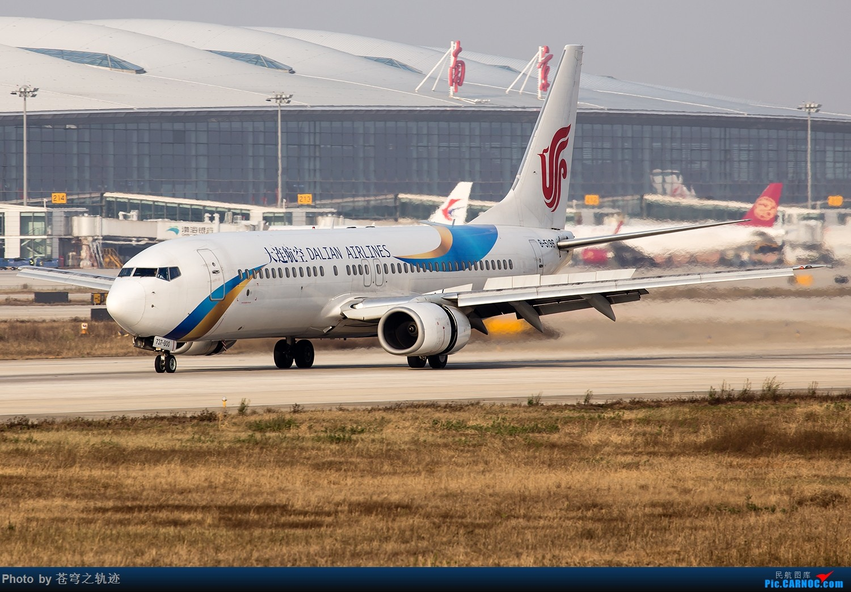 Re:[原创]【NKG】酷航788及其他25跑起降 BOEING 737-800 B-5196 中国南京禄口国际机场