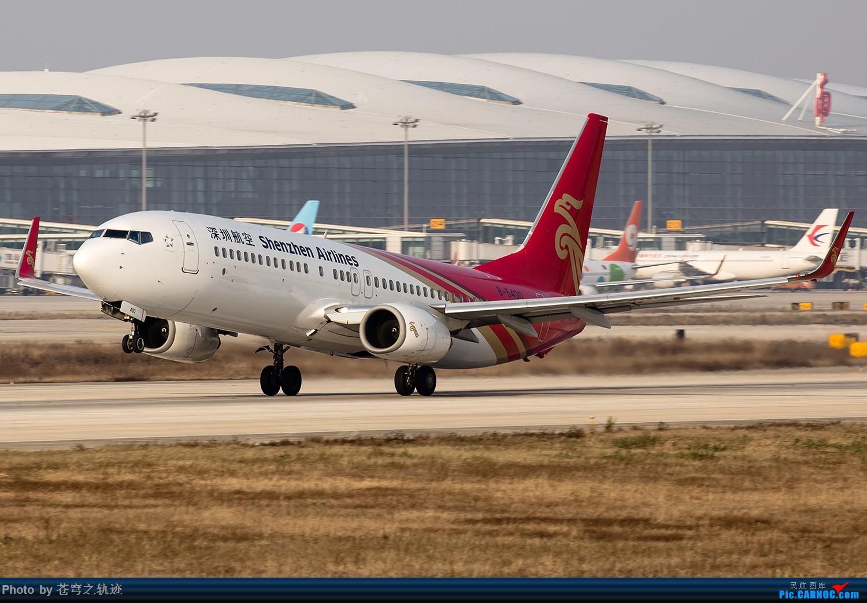 Re:[原创]【NKG】酷航788及其他25跑起降 BOEING 737-800 B-5400 中国南京禄口国际机场