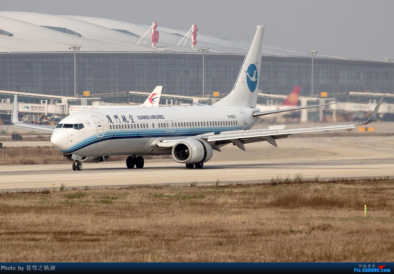 Re:[原创]【NKG】酷航788及其他25跑起降 BOEING 737-800 B-5533 中国南京禄口国际机场