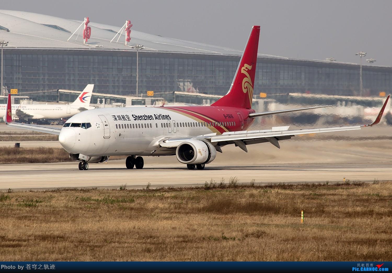 Re:[原创]【NKG】酷航788及其他25跑起降 BOEING 737-800 B-5616 中国南京禄口国际机场