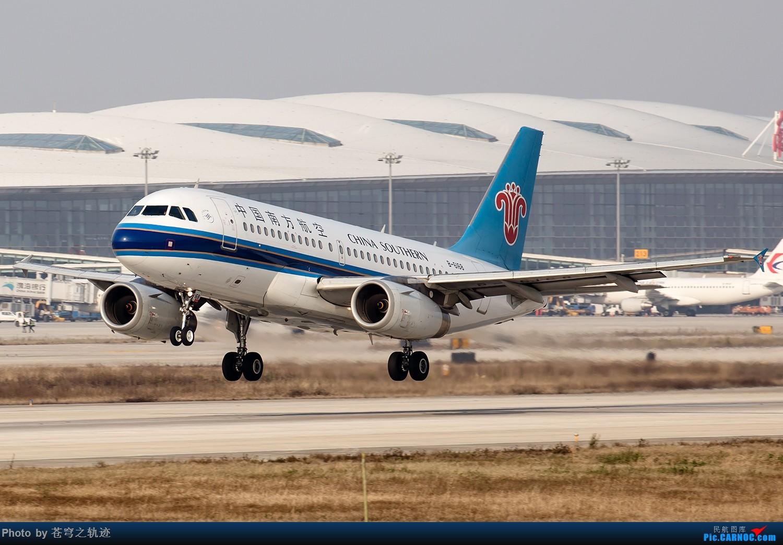 Re:[原创]【NKG】酷航788及其他25跑起降 AIRBUS A319-100 B-6168 中国南京禄口国际机场