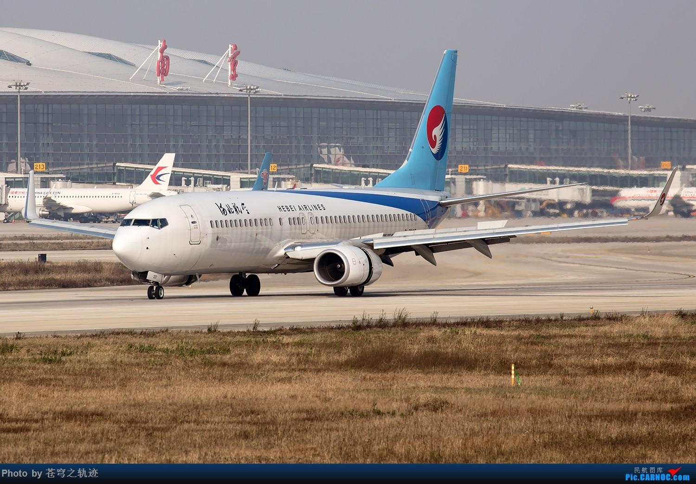 Re:[原创]【NKG】酷航788及其他25跑起降 BOEING 737-800 B-7227 中国南京禄口国际机场