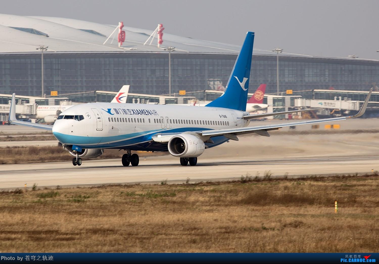 Re:[原创]【NKG】酷航788及其他25跑起降 BOEING 737-800 B-7846 中国南京禄口国际机场