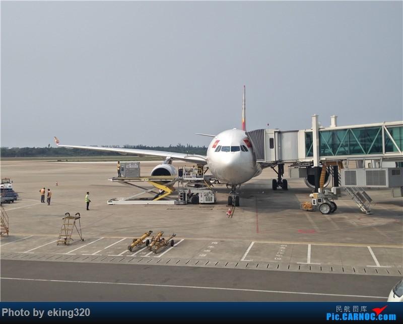 Re:[原创]补发2016年4月海南度假(CKG—HAK—CKG)海航A330初体验 AIRBUS A330-200 B-5979 中国海口美兰国际机场