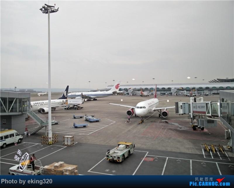 Re:[原创]补发2016年5月重庆昆明往返(CKG--KMG—CKG)附全国绝无仅有的米轨火车 AIRBUS A330-200 B-6080 中国重庆江北国际机场