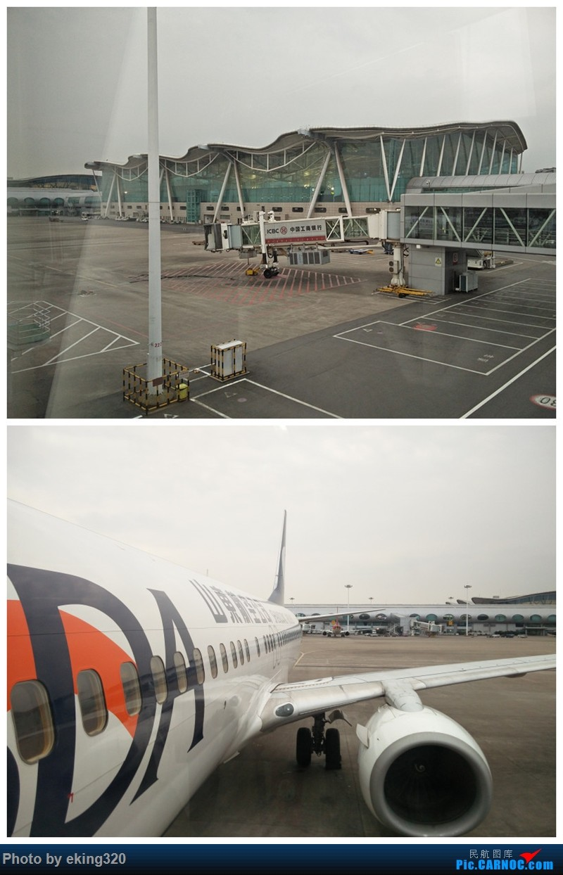 Re:[原创]补发2016年5月重庆昆明往返(CKG--KMG—CKG)附全国绝无仅有的米轨火车 BOEING 737-800 B-5111 中国重庆江北国际机场