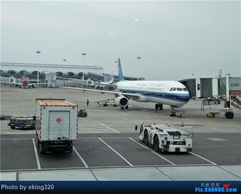 Re:[原创]补发2016年5月重庆昆明往返(CKG--KMG—CKG)附全国绝无仅有的米轨火车 AIRBUS A321-200 B-6265 中国重庆江北国际机场