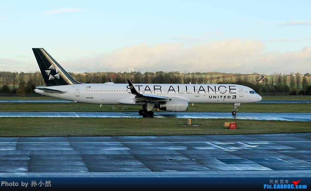 Re:[原创]爱丁堡-柏林舍讷费尔德-格拉斯哥 EDI - SXF - GLA 比较欧洲两家最大廉航易捷/瑞安 easyjet/ryanair BOEING 757-200 N-14120 英国爱丁堡机场