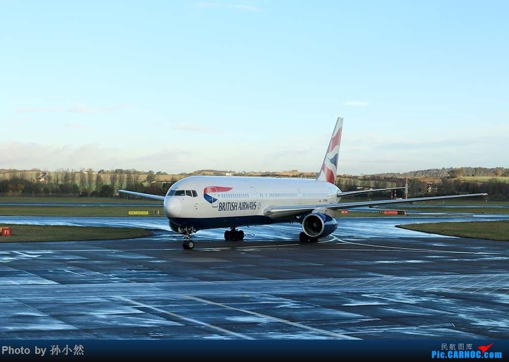Re:[原创]爱丁堡-柏林舍讷费尔德-格拉斯哥 EDI - SXF - GLA 比较欧洲两家最大廉航易捷/瑞安 easyjet/ryanair BOEING 767-300ER G-BNWA 英国爱丁堡机场