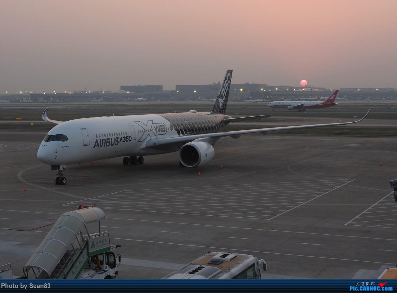 [原创]出来冒个泡 AIRBUS A350-900