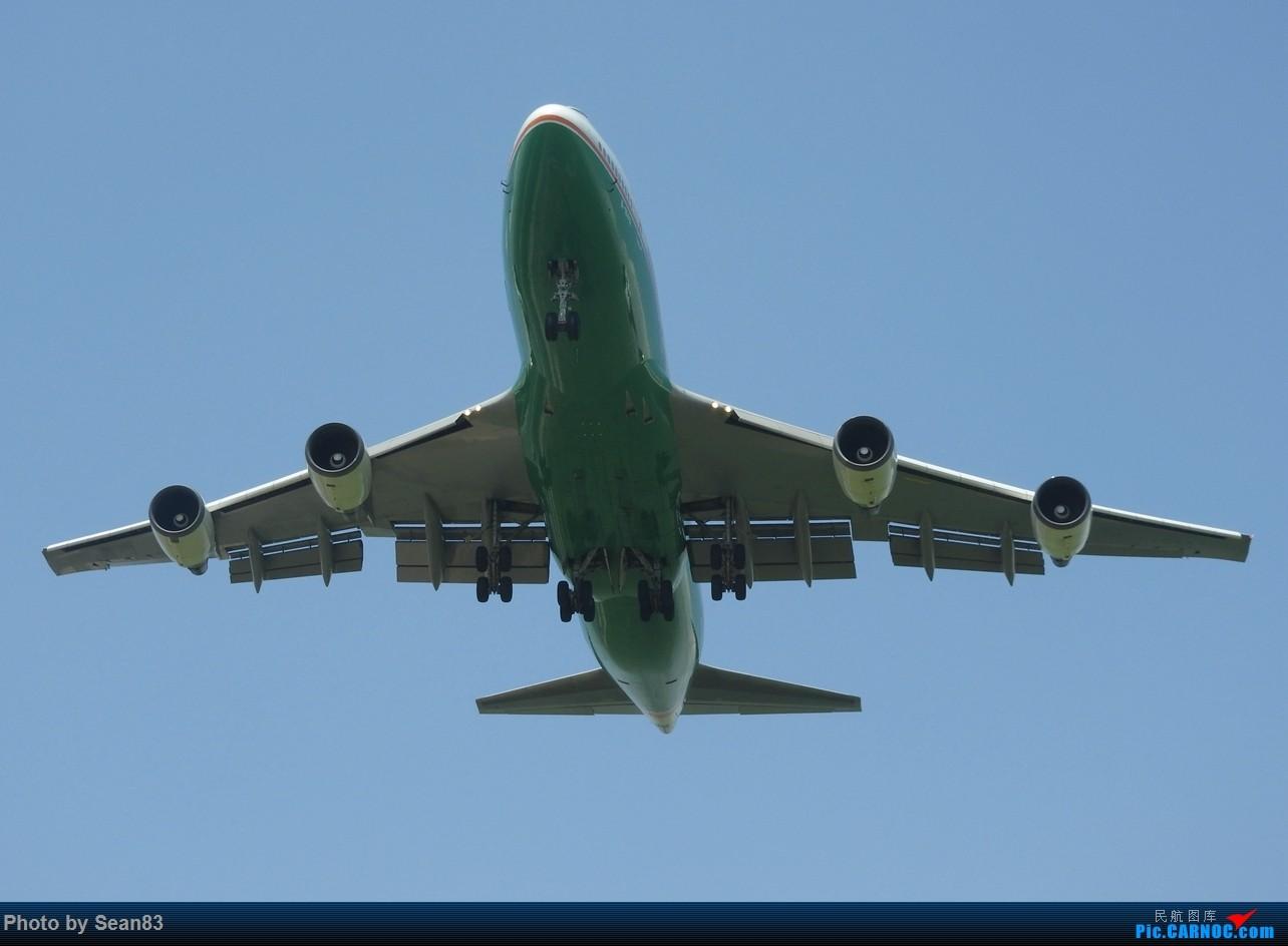 Re:[原创]出来冒个泡 BOEING 747-400