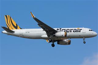 【CAN】新加坡虎航(TR,Tiger Airways)9V-TRH A320