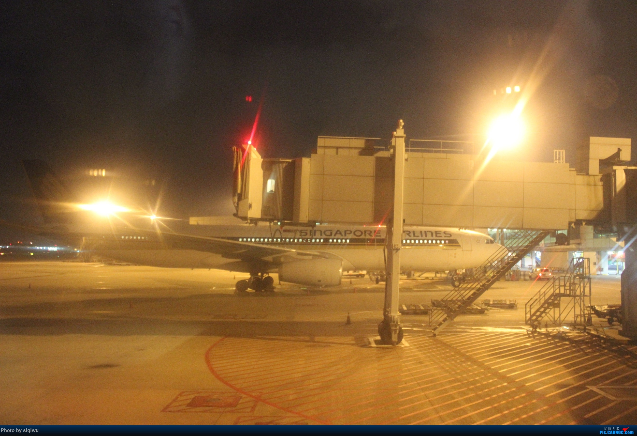 Re:[飞行游记] 20161111 NKG-SIN-NKG/双十一新加坡周末游/往返MU A320执飞