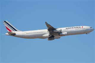 Re:【PEK】法航(AF,Air France)A343