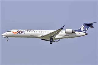 【合肥飞友会·一图党】Shandong Airlines B-3079 CRJ-700