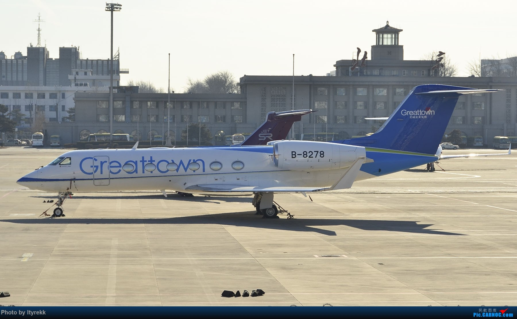 Re:[原创]PEK一日游 收获厦航首架789 B-1566等 GULFSTREAM G450 B-8278 中国北京首都国际机场