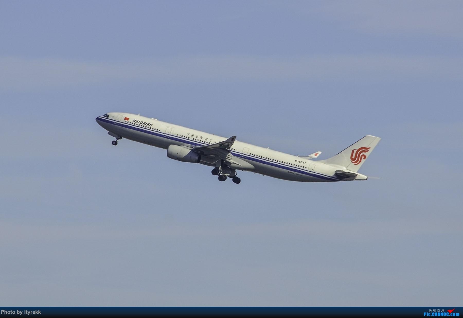 Re:[原创]PEK一日游 收获厦航首架789 B-1566等 AIRBUS A330-300 B-5947 中国北京首都国际机场