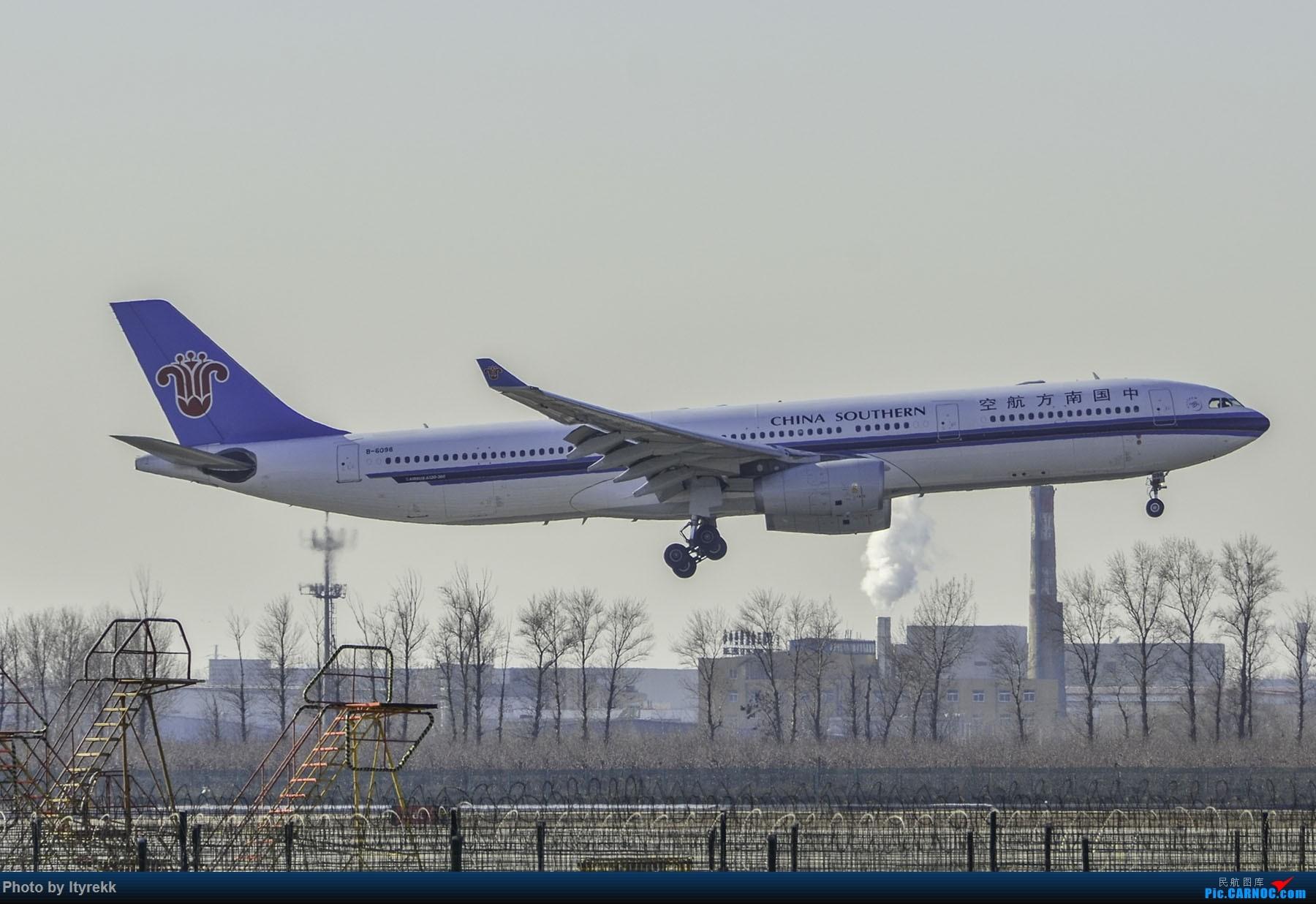 Re:[原创]PEK一日游 收获厦航首架789 B-1566等 AIRBUS A330-300 B-6098 中国北京首都国际机场