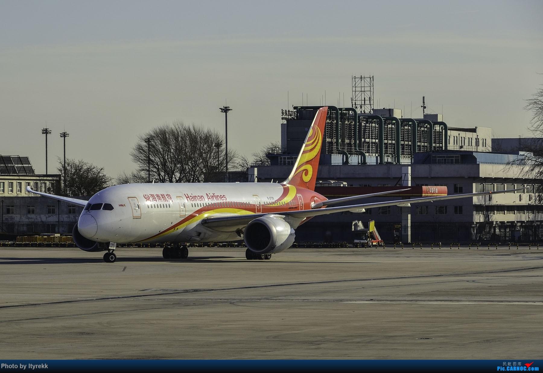 Re:[原创]PEK一日游 收获厦航首架789 B-1566等 BOEING 787-8 B-2739 中国北京首都国际机场