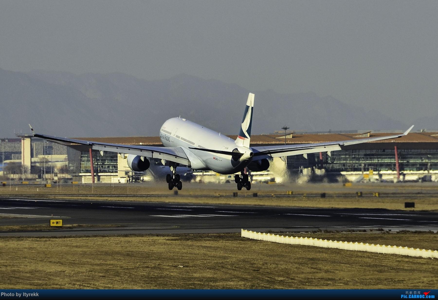 Re:[原创]PEK一日游 收获厦航首架789 B-1566等 AIRBUS A330-300 B-LBA 中国北京首都国际机场
