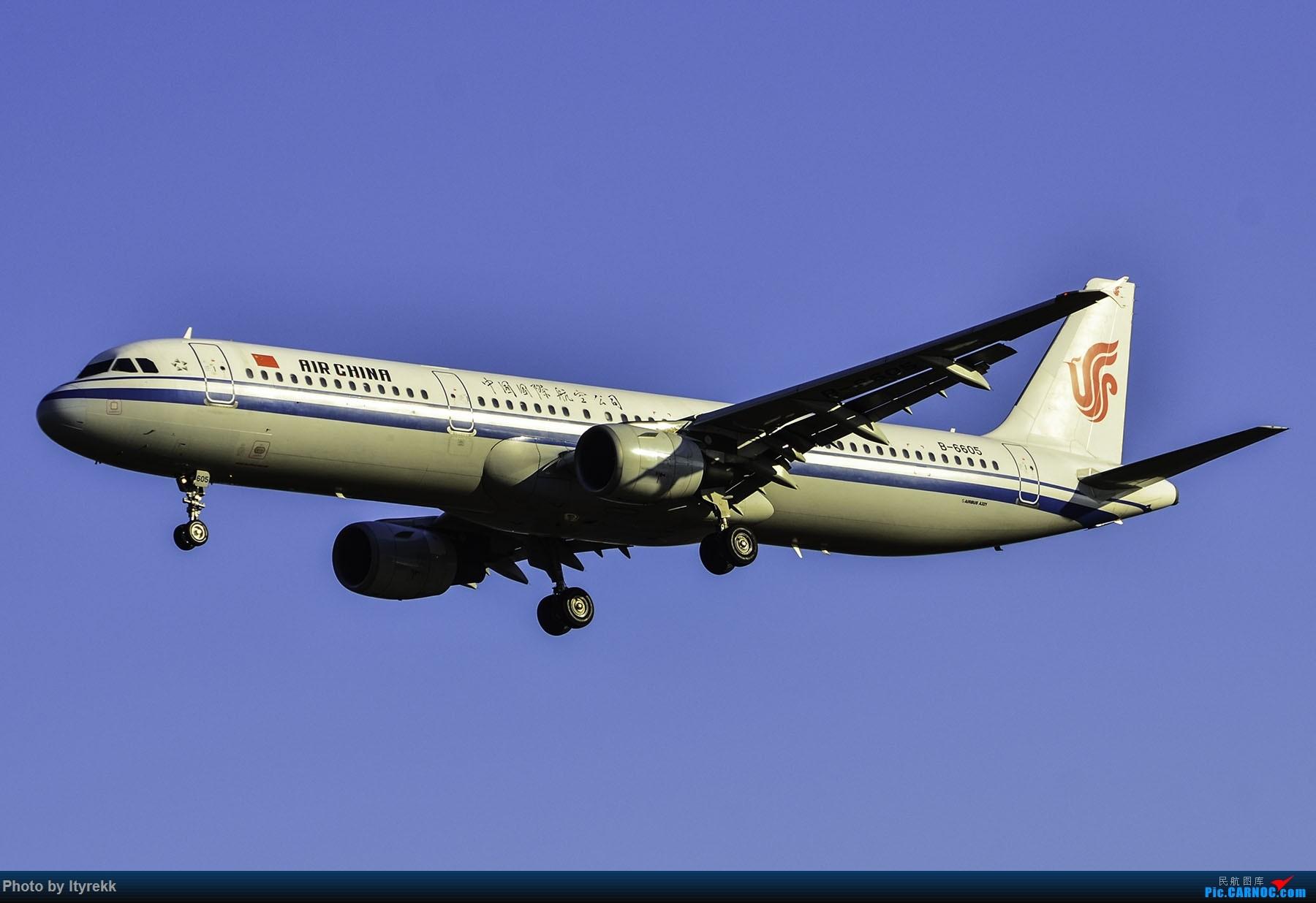 Re:[原创]PEK一日游 收获厦航首架789 B-1566等 AIRBUS A321-200 B-6605 中国北京首都国际机场