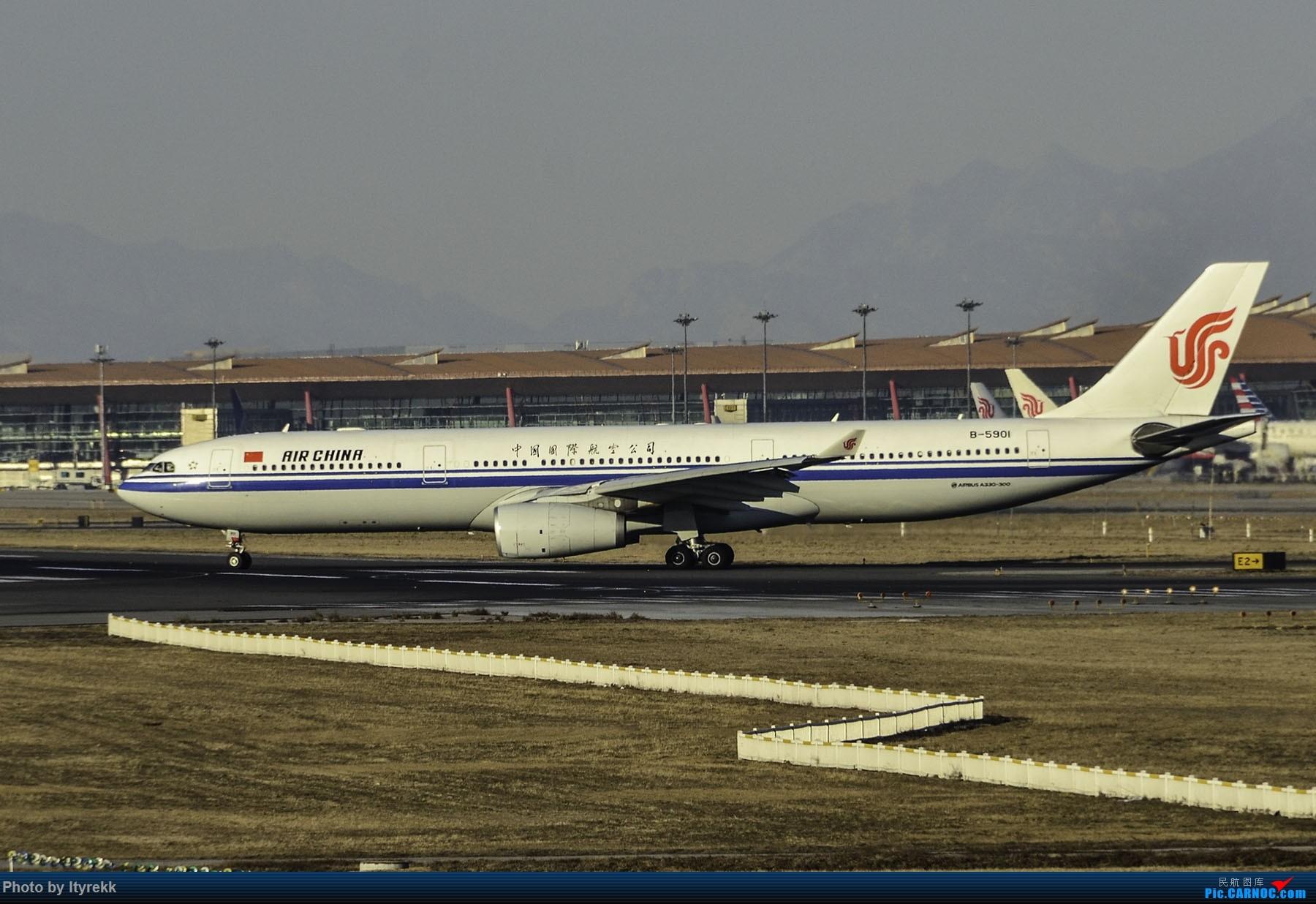 Re:[原创]PEK一日游 收获厦航首架789 B-1566等 AIRBUS A330-300 B-5901 中国北京首都国际机场