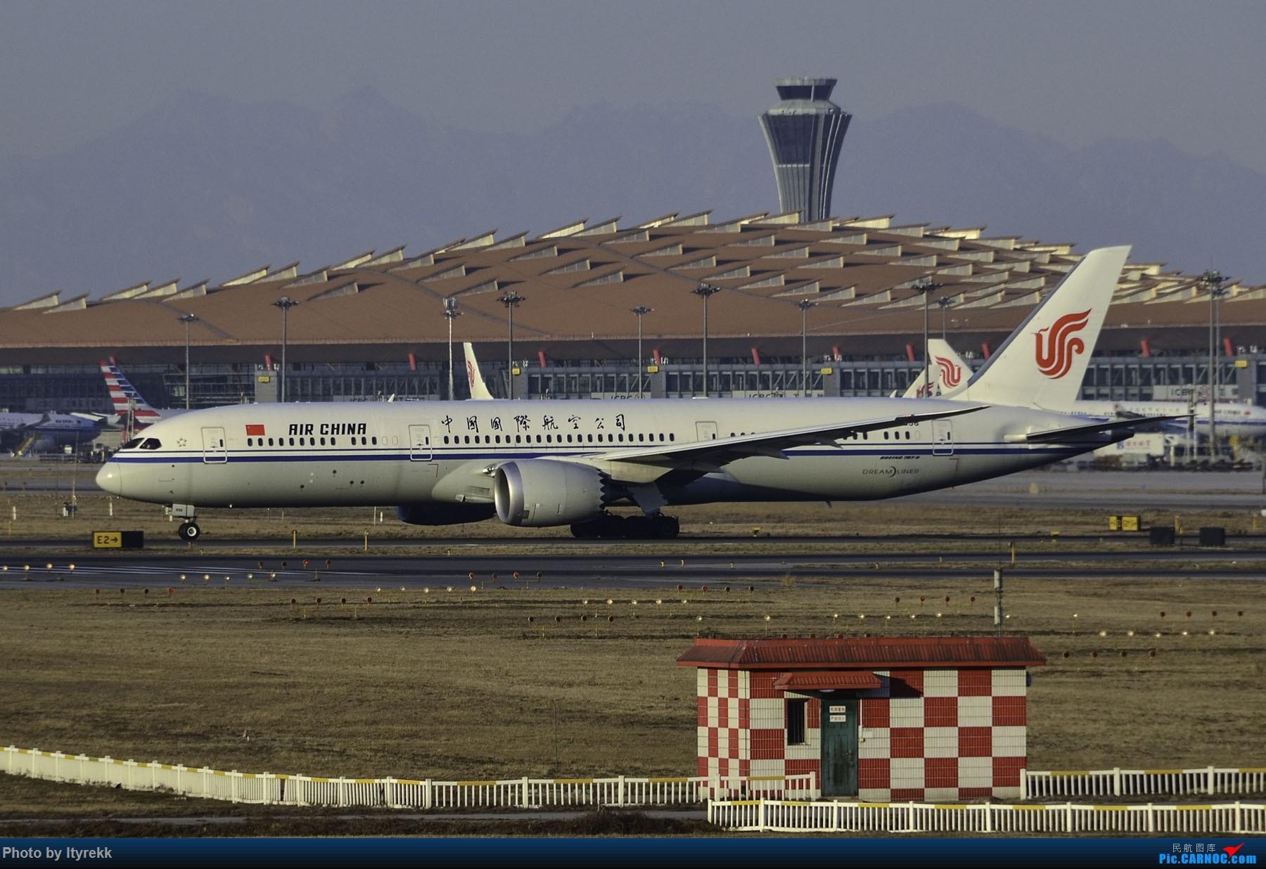 Re:[原创]PEK一日游 收获厦航首架789 B-1566等 BOEING 787-9 B-7898 中国北京首都国际机场