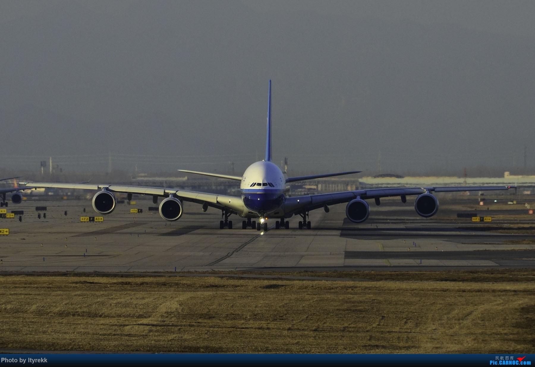 Re:[原创]PEK一日游 收获厦航首架789 B-1566等 AIRBUS A380 B-6139 中国北京首都国际机场