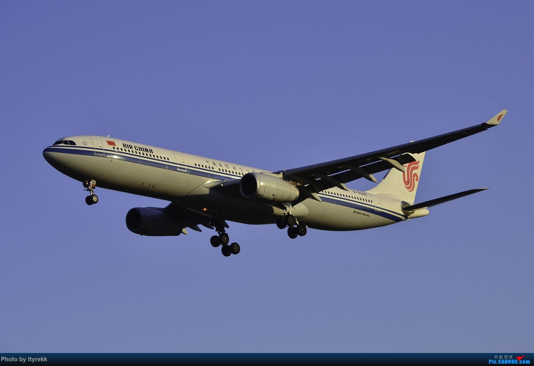 Re:[原创]PEK一日游 收获厦航首架789 B-1566等 AIRBUS A330-300 B-5948 中国北京首都国际机场