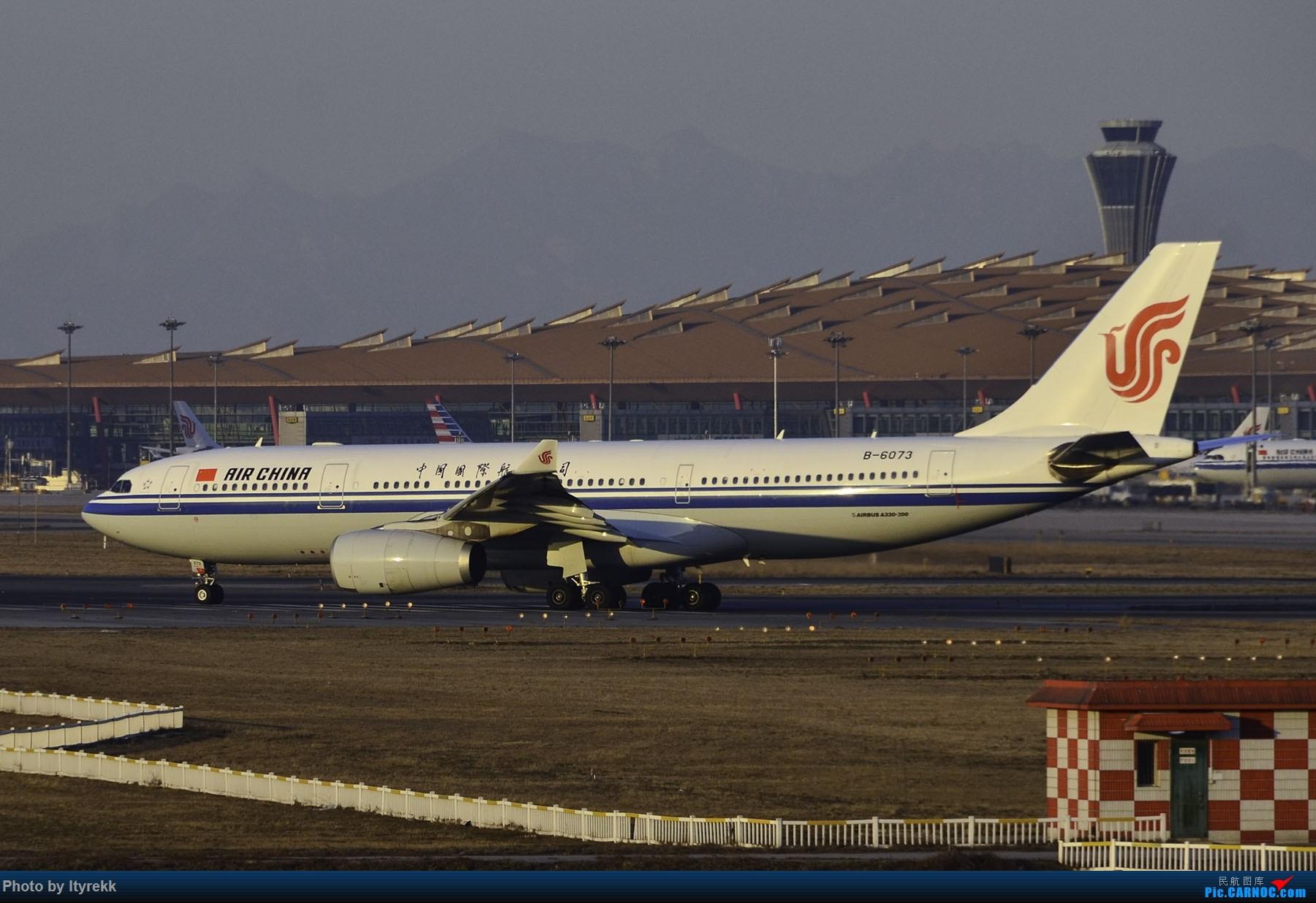 Re:[原创]PEK一日游 收获厦航首架789 B-1566等 AIRBUS A330-200 B-6073 中国北京首都国际机场