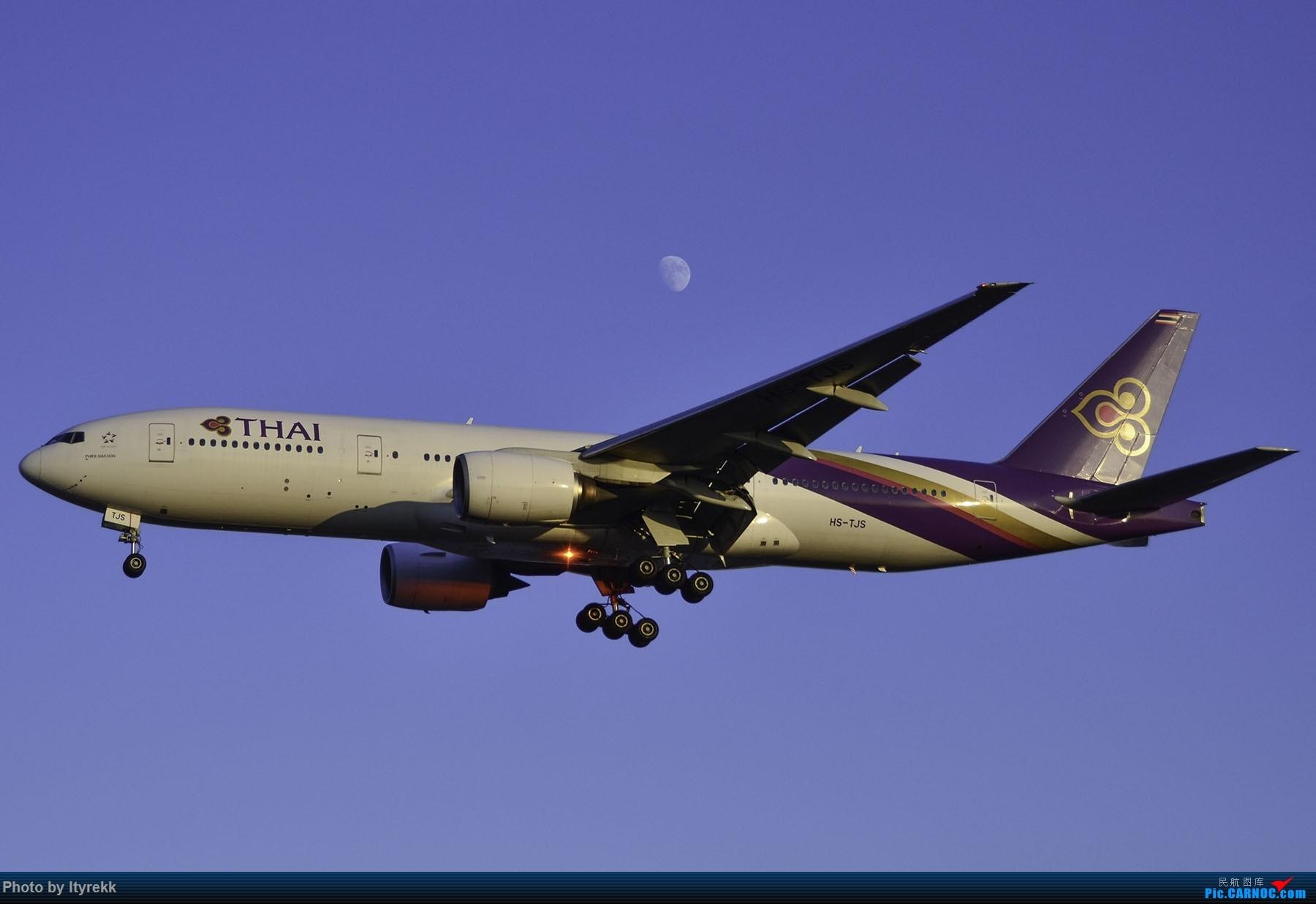 Re:[原创]PEK一日游 收获厦航首架789 B-1566等 BOEING 777-200 HS-TJS 中国北京首都国际机场