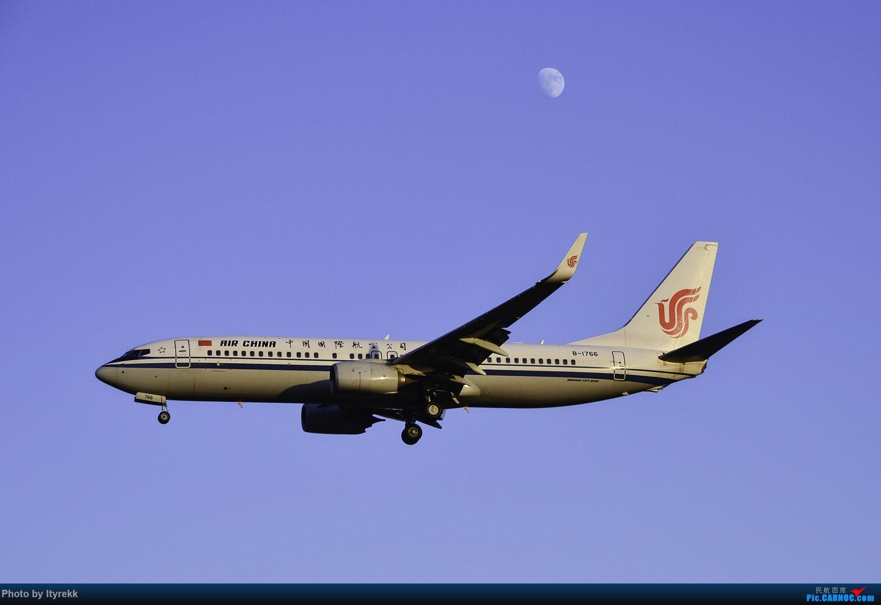 Re:[原创]PEK一日游 收获厦航首架789 B-1566等 BOEING 737-800 B-1766 中国北京首都国际机场
