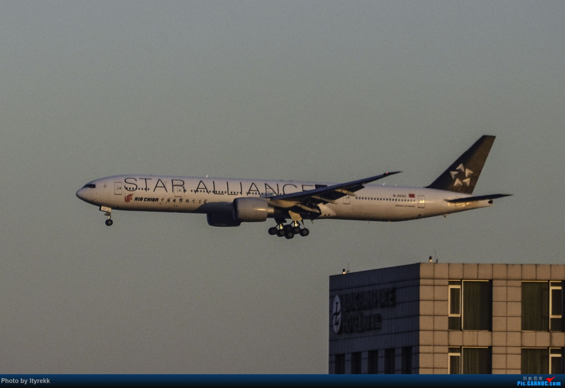 Re:[原创]PEK一日游 收获厦航首架789 B-1566等 BOEING 777-300ER B-2032 中国北京首都国际机场