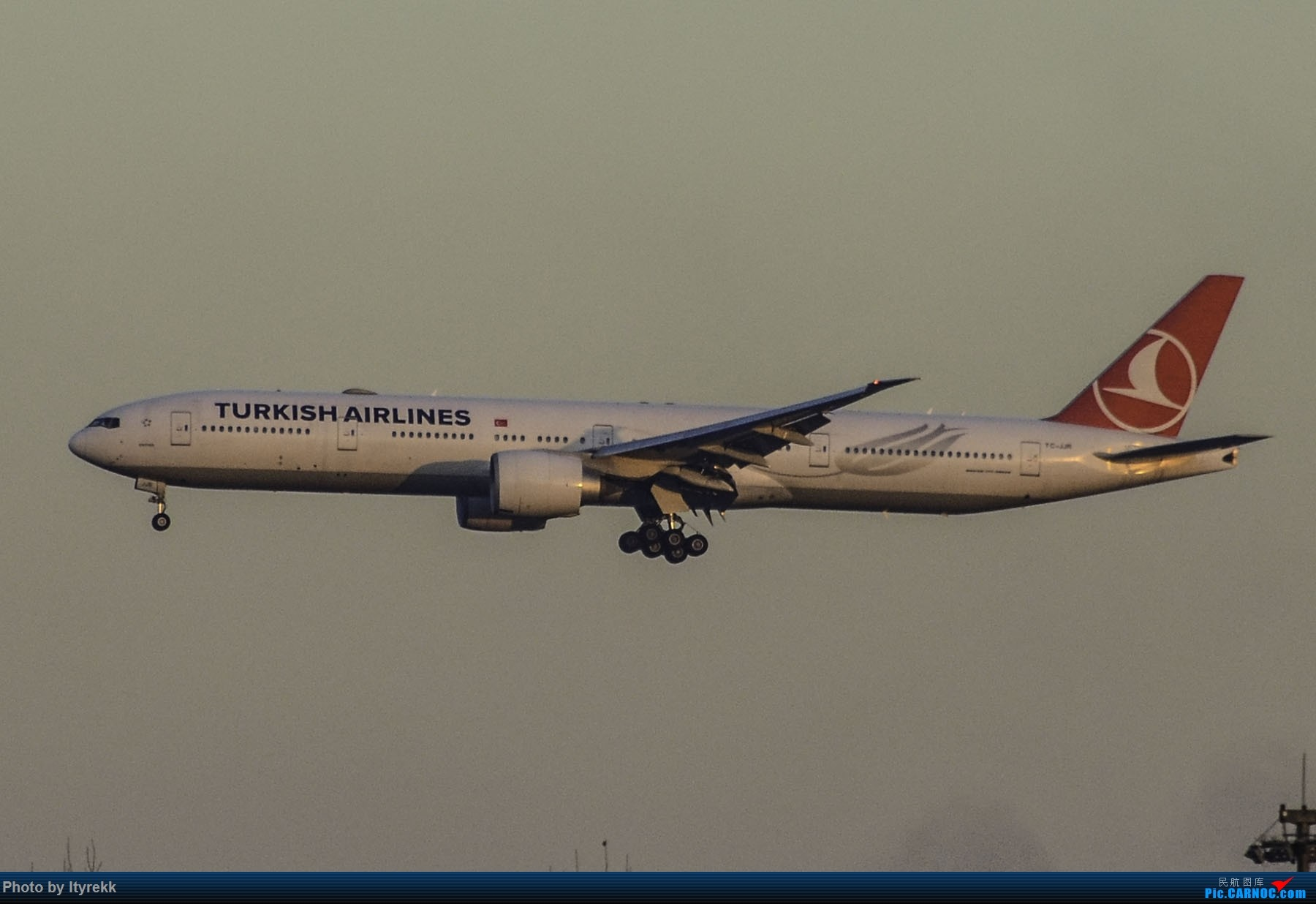 Re:[原创]PEK一日游 收获厦航首架789 B-1566等 BOEING 777-300ER TC-JJN 中国北京首都国际机场