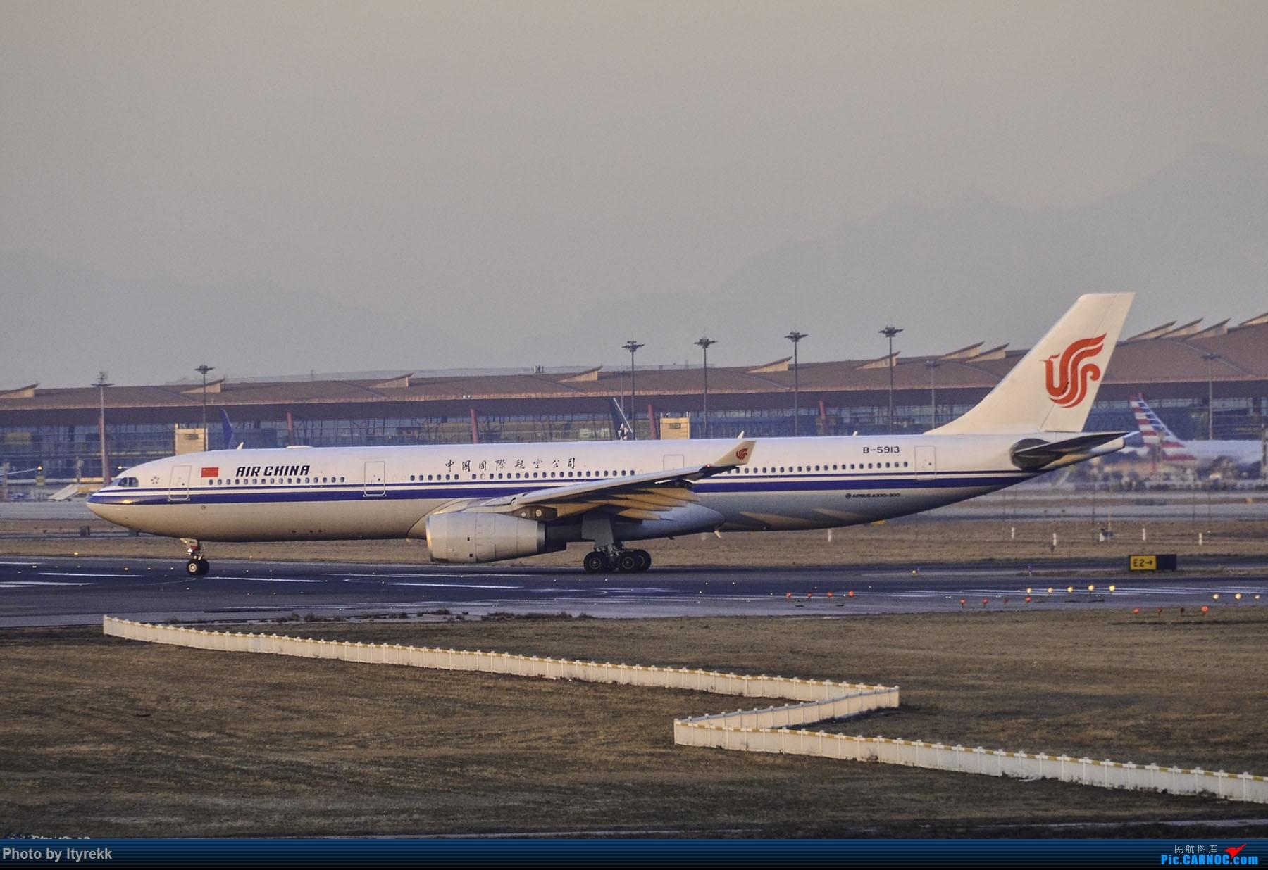 Re:[原创]PEK一日游 收获厦航首架789 B-1566等 AIRBUS A330-300 B-5913 中国北京首都国际机场