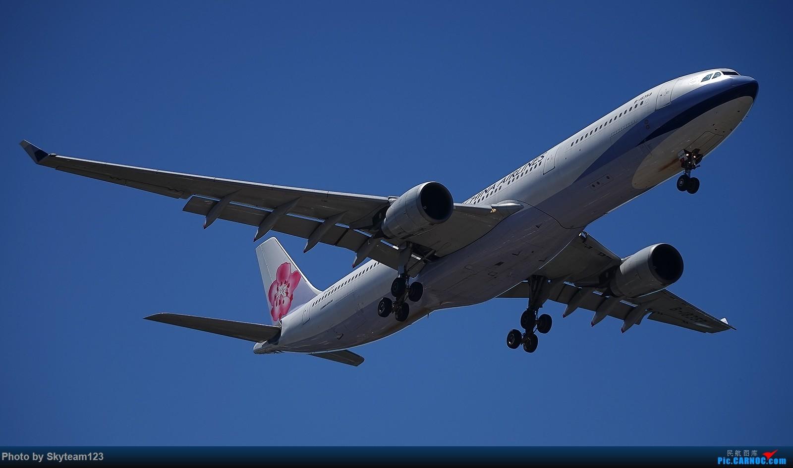 测试帖 AIRBUS A330-300 B-18359