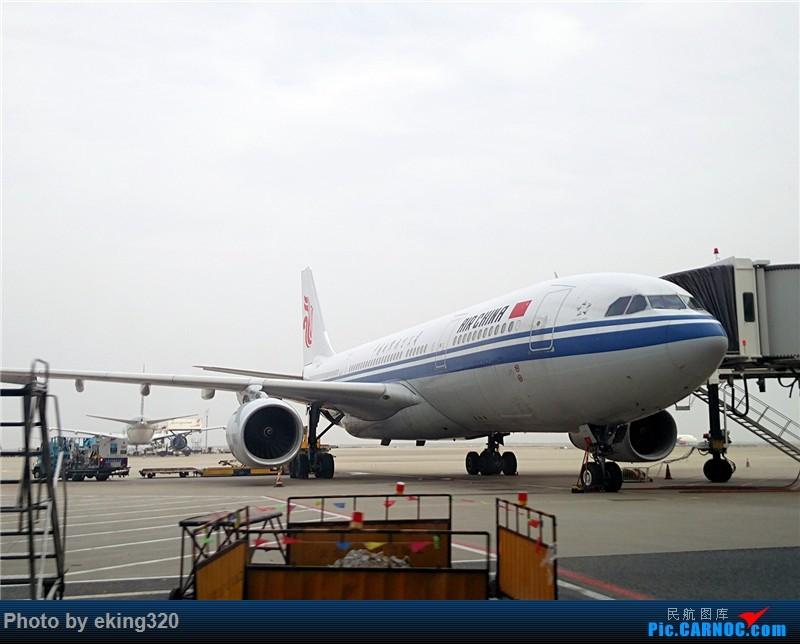 Re:[原创]2016年第三次魔都行(CKG—SHA,PVG—CKG)世界上最大的过山车弯道停车 AIRBUS A330-200 B-6113 中国上海浦东国际机场