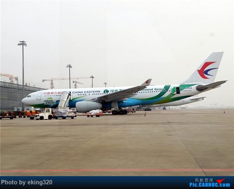 Re:[原创]2016年第三次魔都行(CKG—SHA,PVG—CKG)世界上最大的过山车弯道停车 AIRBUS A330-200 B-5902 中国上海浦东国际机场