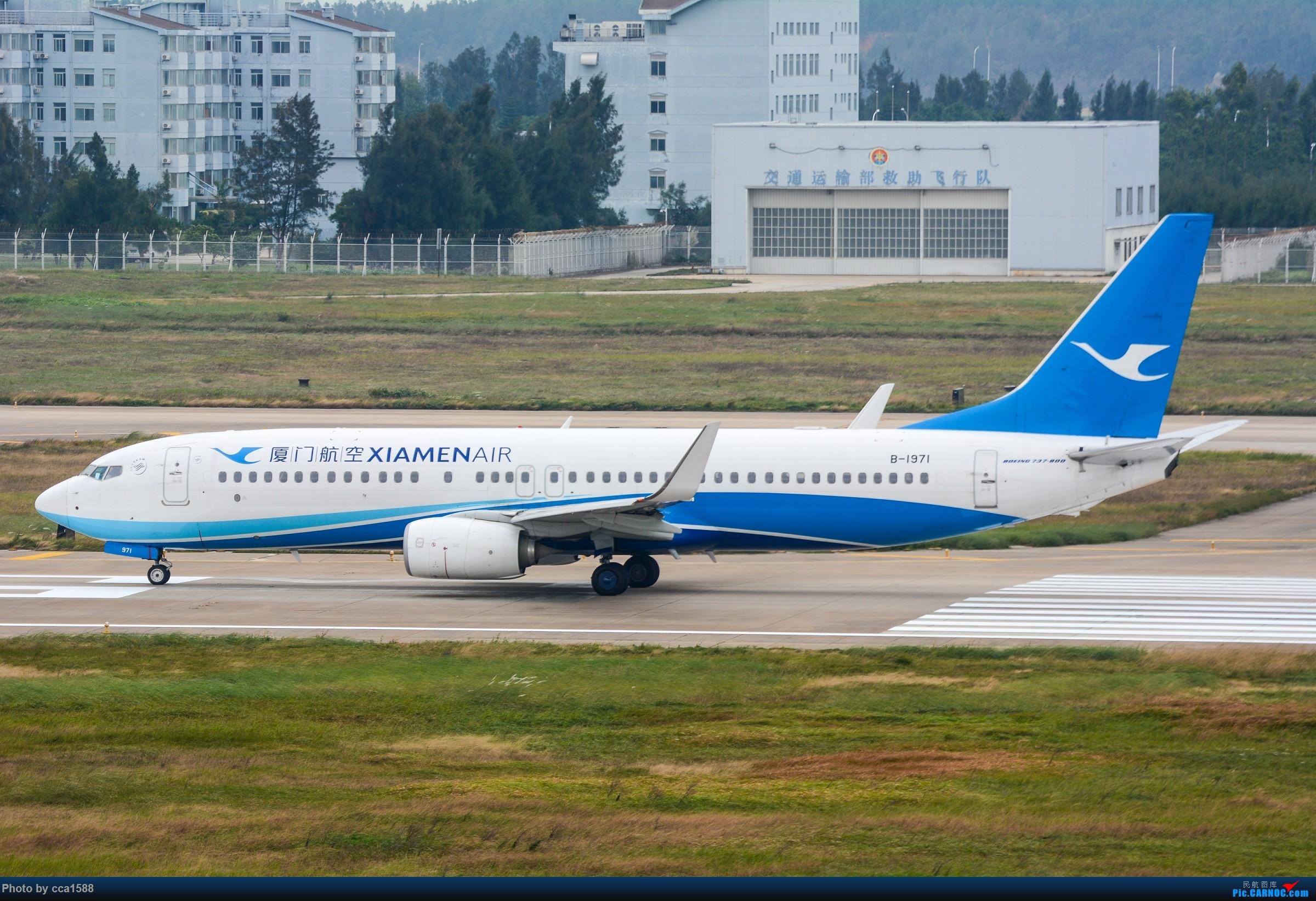 """Re:[原创]【福州飞友会】蹲点两天终于等到你~厦航首架787-9""""金砖梦想号"""" BOEING 737-800 B-1976 中国福州长乐国际机场"""