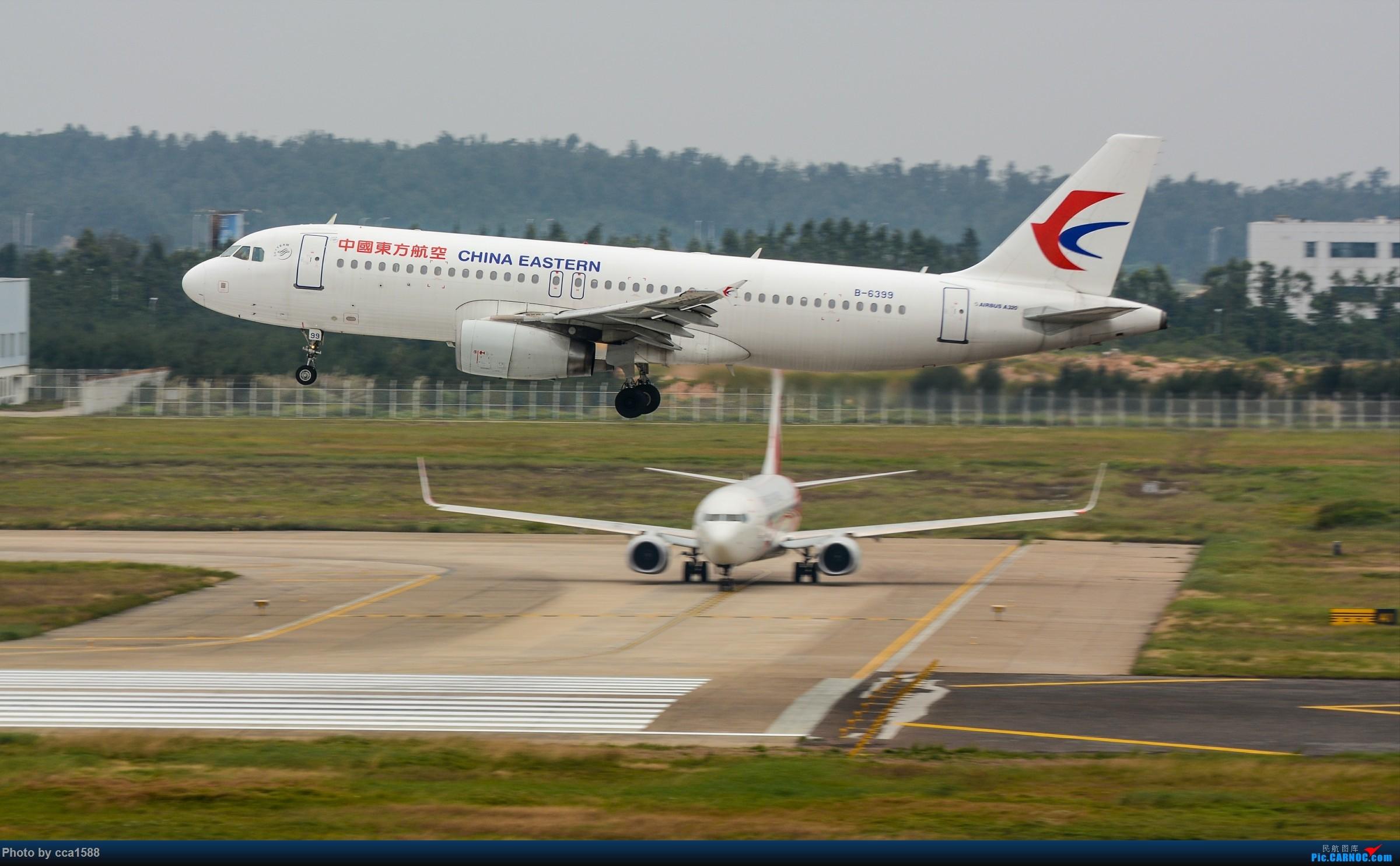 """Re:[原创]【福州飞友会】蹲点两天终于等到你~厦航首架787-9""""金砖梦想号"""" AIRBUS A320-200 B-6399 中国福州长乐国际机场"""