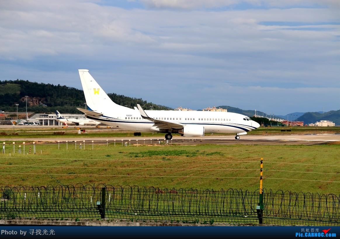 Re:[原创]晚秋初冬多伦多、温暖湿润美三亚,海南航空的冰火两重天之旅:CKG-PEK-YYZ-PEK-SYX-CKG(下集) BOEING 737-700 N90R 中国三亚凤凰国际机场
