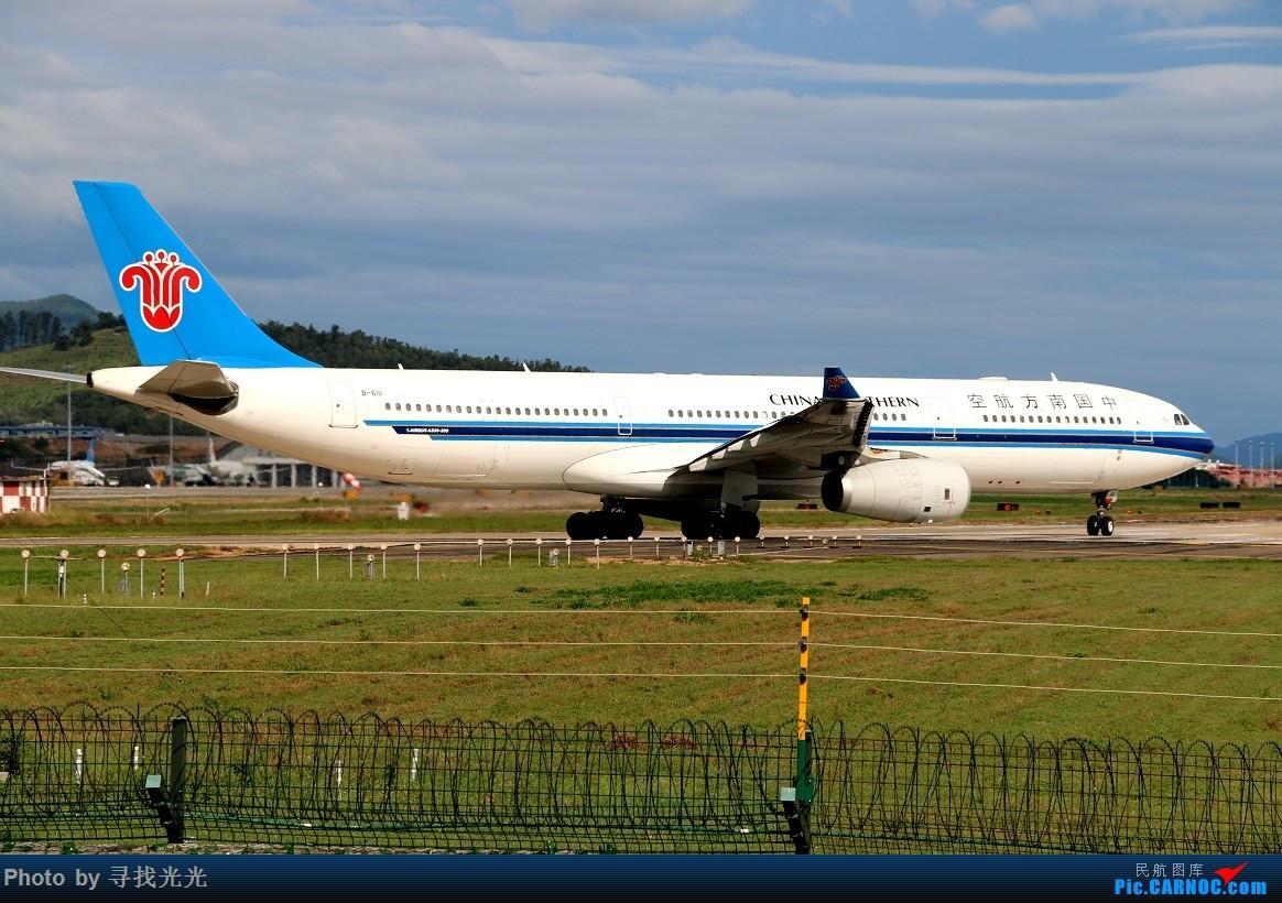 Re:[原创]晚秋初冬多伦多、温暖湿润美三亚,海南航空的冰火两重天之旅:CKG-PEK-YYZ-PEK-SYX-CKG(下集) AIRBUS A330-300 B-6111 中国三亚凤凰国际机场
