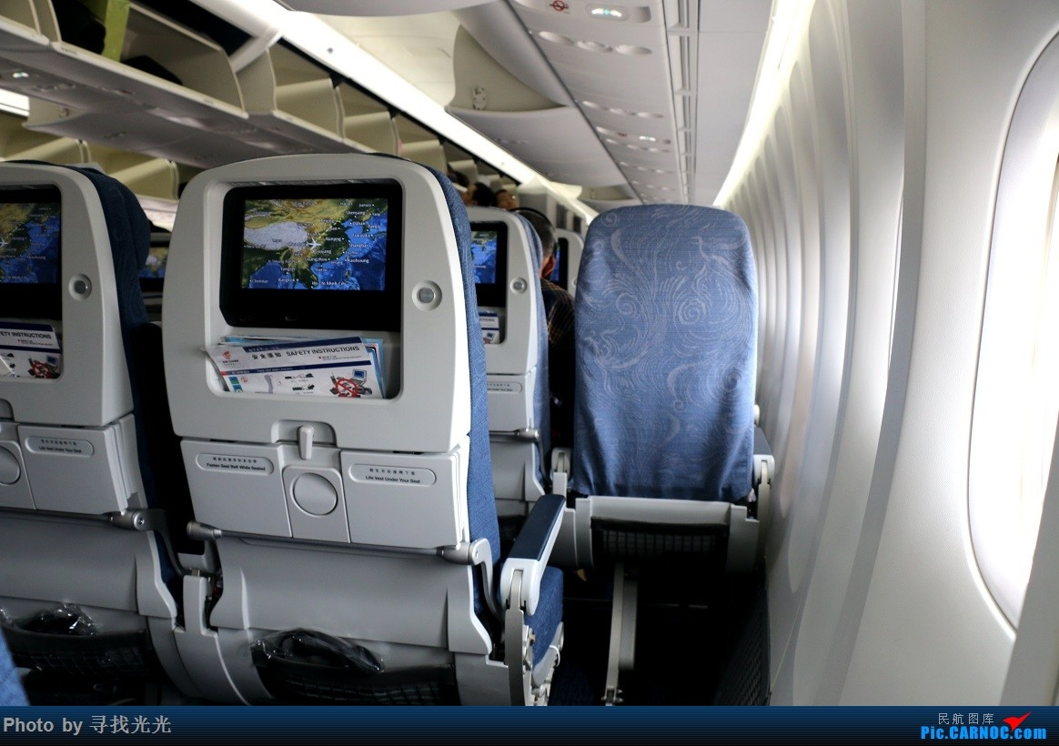 Re:[原创]【有光的地方就有我】金秋北美四城--旧金山、洛杉矶、温哥华、西雅图:CKG-SFO-LAX-YVR/SEA-SFO-CKG--CA985、CA986全程往返 BOEING 747-8I B-2480 中国重庆江北国际机场