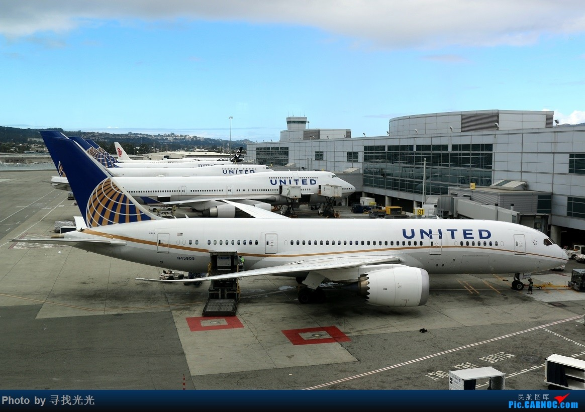Re:[原创]【有光的地方就有我】金秋北美四城--旧金山、洛杉矶、温哥华、西雅图:CKG-SFO-LAX-YVR/SEA-SFO-CKG--CA985、CA986全程往返    美国旧金山机场