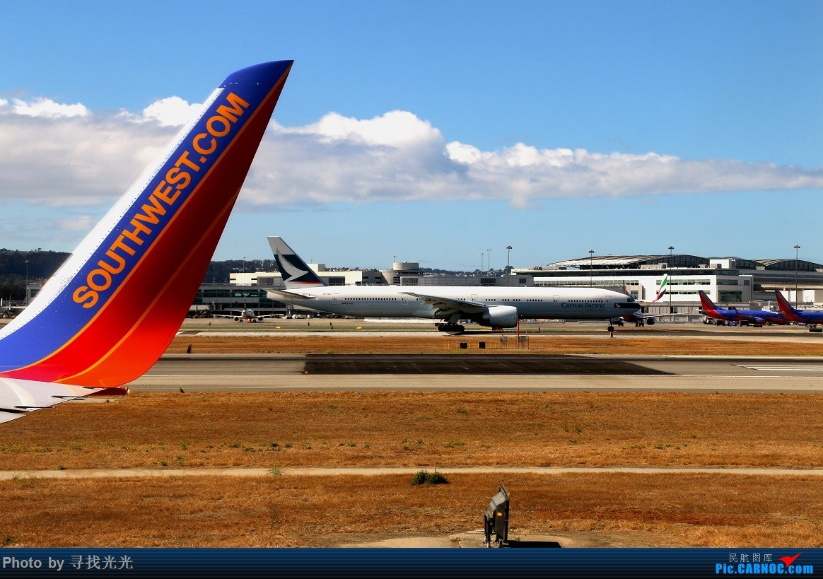 Re:[原创]【有光的地方就有我】金秋北美四城--旧金山、洛杉矶、温哥华、西雅图:CKG-SFO-LAX-YVR/SEA-SFO-CKG--CA985、CA986全程往返 BOEING 777-300ER B-KQI 美国旧金山机场