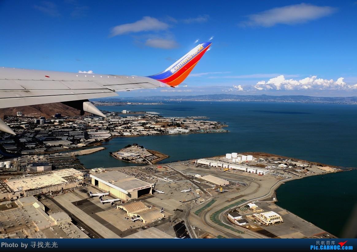Re:[原创]【有光的地方就有我】金秋北美四城--旧金山、洛杉矶、温哥华、西雅图:CKG-SFO-LAX-YVR/SEA-SFO-CKG--CA985、CA986全程往返 BOEING 737-300 N630WN 空中