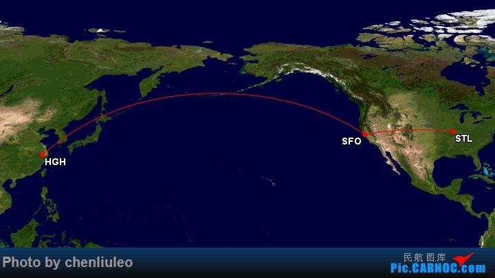 [原创]【杭州飞友会】美国联合航空旧金山直飞杭州初体验 一切都很UA